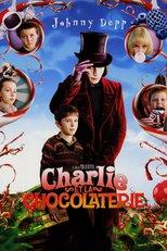 """Affiche du film """"Charlie et la chocolaterie"""""""