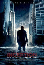 "Affiche du film ""Inception"""
