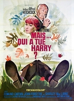 "Affiche du film ""Mais… qui a tué Harry ?"""