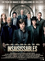 "Affiche du film ""Insaisissables"""