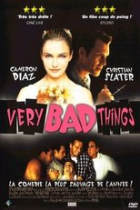 "Affiche du film ""Very Bad Things"""