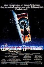 """Affiche du film """"La quatrième dimension, le film"""""""