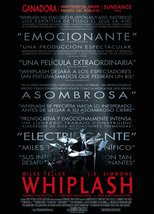"Affiche du film ""Whiplash"""