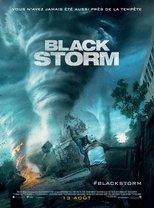 """Affiche du film """"Black storm"""""""