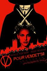 """Affiche du film """"V pour Vendetta"""""""
