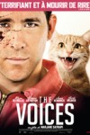 "Affiche du film ""The Voices"""