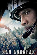 """Affiche du film """"San Andreas"""""""