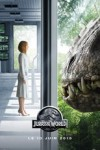 "Affiche du film ""Jurassic World"""