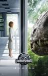 "Affiche du film ""Jurassic World"""
