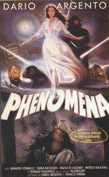 "Affiche du film ""Phenomena"""