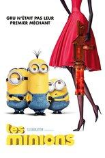 """Affiche du film """"Les Minions"""""""