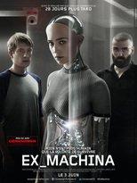 """Affiche du film """"Ex Machina"""""""