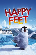 "Affiche du film ""Happy Feet"""