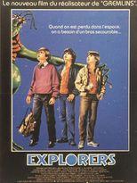 """Affiche du film """"Explorers"""""""