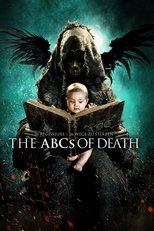 "Affiche du film ""The ABCs of Death"""