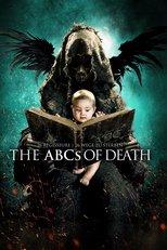 """Affiche du film """"The ABCs of Death"""""""
