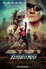 "Affiche du film ""Turbo Kid"""