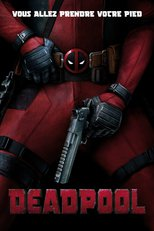 "Affiche du film ""Deadpool"""