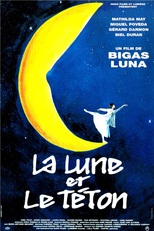 "Affiche du film ""La teta y la luna"""
