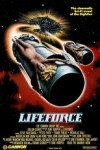 "Affiche du film ""Lifeforce"""