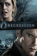 "Affiche du film ""Régression"""
