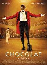 """Affiche du film """"Chocolat"""""""