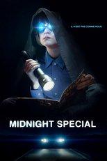 """Affiche du film """"Midnight special"""""""