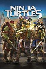 "Affiche du film ""Ninja Turtles"""