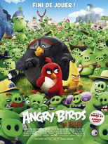 "Affiche du film ""Angry Birds, le film"""