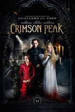 "Affiche du film ""Crimson Peak"""