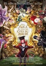 """Affiche du film """"Alice de l'autre côté du miroir"""""""