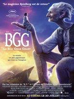 """Affiche du film """"Le BGG : Le Bon Gros Géant"""""""
