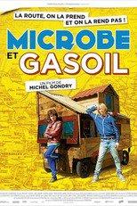 """Affiche du film """"Microbe et Gasoil"""""""