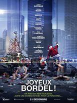 """Affiche du film """"Joyeux Bordel !"""""""