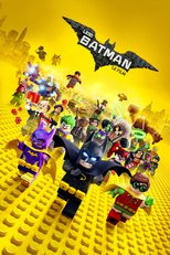 "Affiche du film ""LEGO Batman: Le film"""