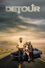 """Affiche du film """"Detour"""""""