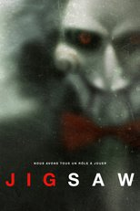 "Affiche du film ""Jigsaw"""