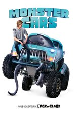 "Affiche du film ""Monster Cars"""