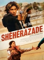 "Affiche du film ""Shéhérazade"""