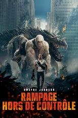 """Affiche du film """"Rampage : Hors de contrôle"""""""