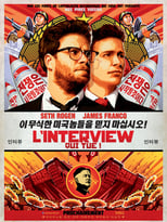 "Affiche du film ""L'Interview qui tue !"""