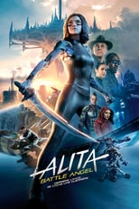 "Affiche du film ""Alita : Battle Angel"""