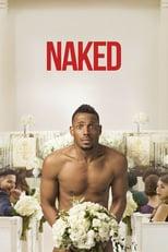 """Affiche du film """"Naked"""""""