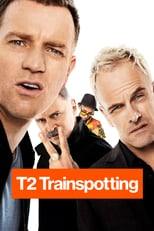 "Affiche du film ""T2 Trainspotting"""
