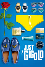 "Affiche du film ""Just a gigolo"""