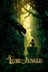 "Affiche du film ""Le Livre de la jungle"""
