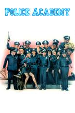 """Affiche du film """"Police Academy"""""""