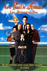 """Affiche du film """"La famille Addams : Les retrouvailles"""""""