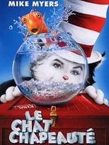 """Affiche du film """"Le chat chapeauté"""""""