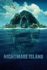 "Affiche du film ""Nightmare Island"""